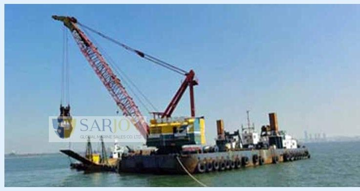Floating Cranes For Sale