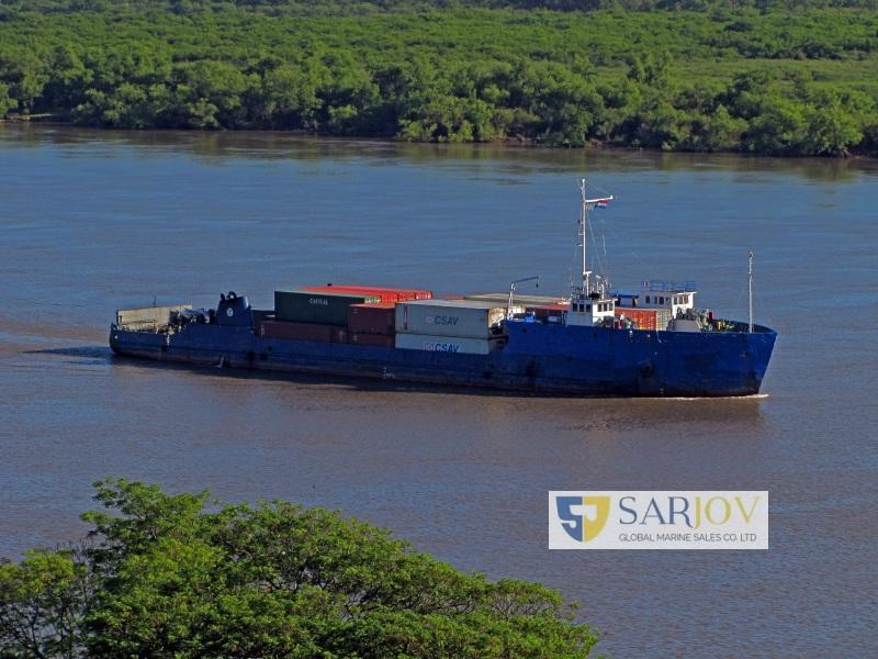 RoRo Cargo Vessel for Sale