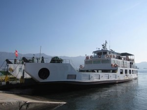 LCT ROR Passenger Car Ferry for Sale