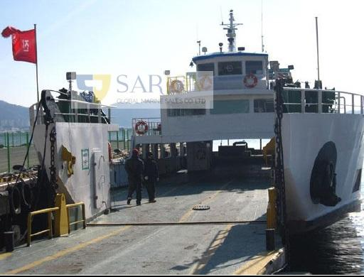 LCT RoRo Car Ferry Passenger Vessel for Sale