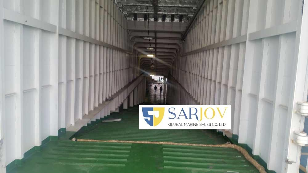 RORO Passenger Car Ferry Double Ended