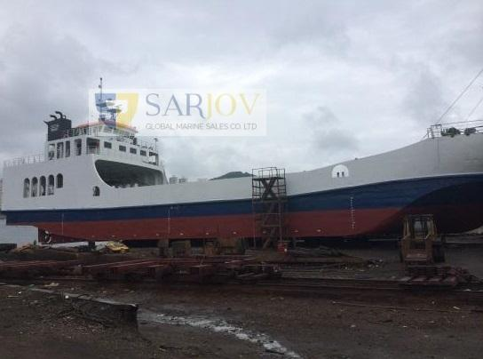 LCT RoRo Cargo Vessel for Sale