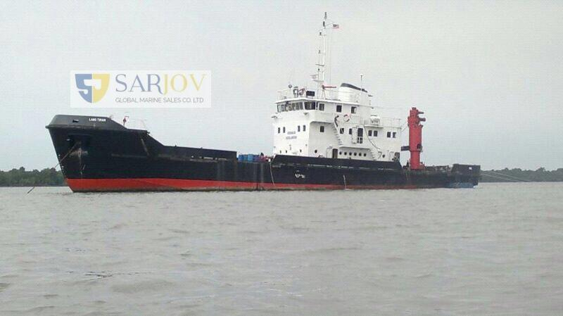 GENERAL CARGO VESSELS - SHIPS FOR SALE