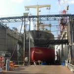 10k - 15k Ton Floating Dock for sale