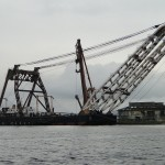 Floating Crane for Sale