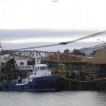 Dredger Crane for Sale