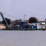 3300 m3 Suction Cutter Dredger for Sale