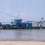 3300 m3 Suction Cutter Dredger for Sal;e