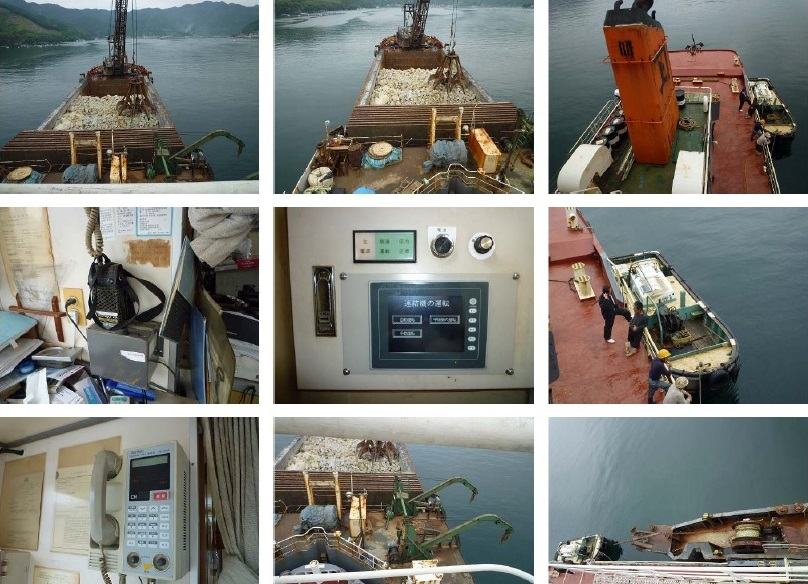 gatt hold barge and pusher tug for sale