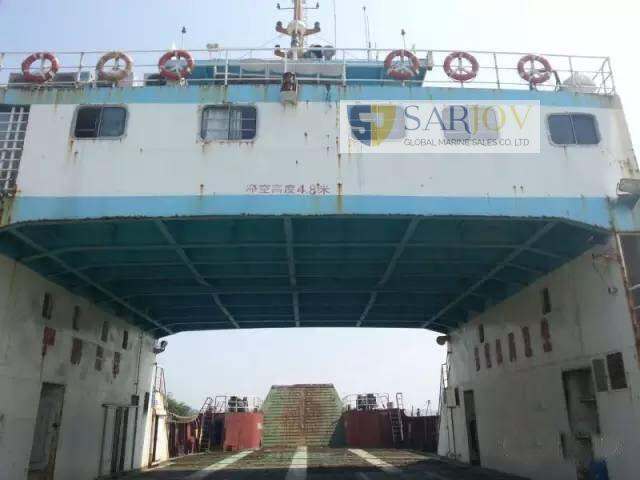 RORO Passenger Car Ferries for Sale
