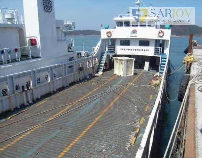 LCT RORO Passenger Car Ferries for Sale