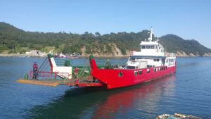 LCT RoRo Passenger  Truck Ferries for sale