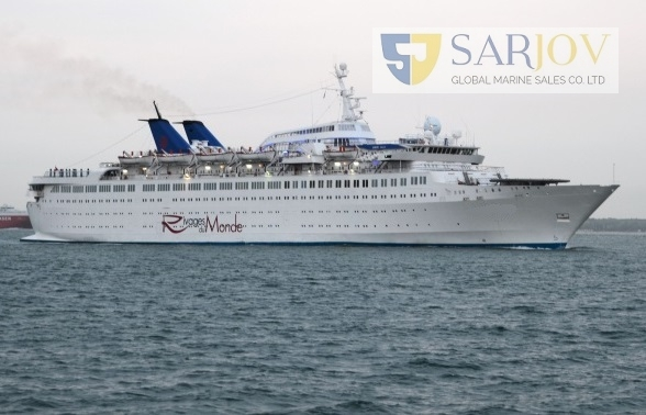 Passengeer Cruise Ships for Sale
