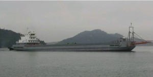 Self-Propelled Barge for Sale