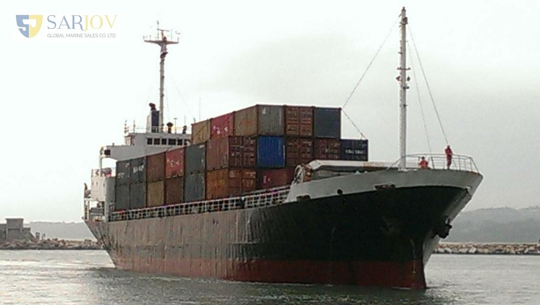 general cargo General cargo and mpp ships for sale and purchase.