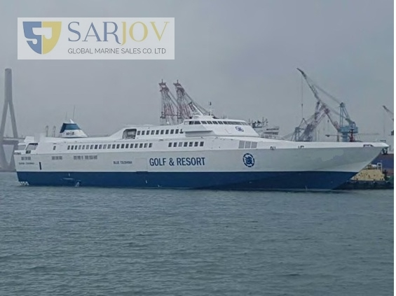 High Speed Catamaran Passenger RoRo Ferries for Sale